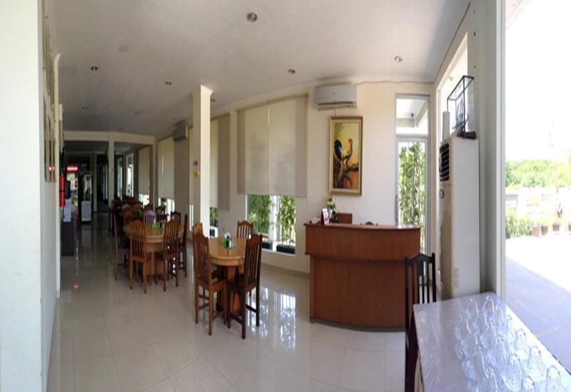 Binong Guest House Tangerang - Restoran