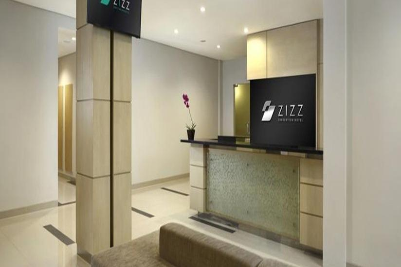 Zizz Convention Hotel Bali - Lobi