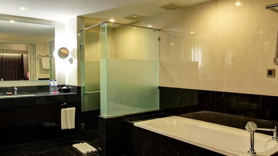 Singkenken Hotel Bali - Kamar mandi
