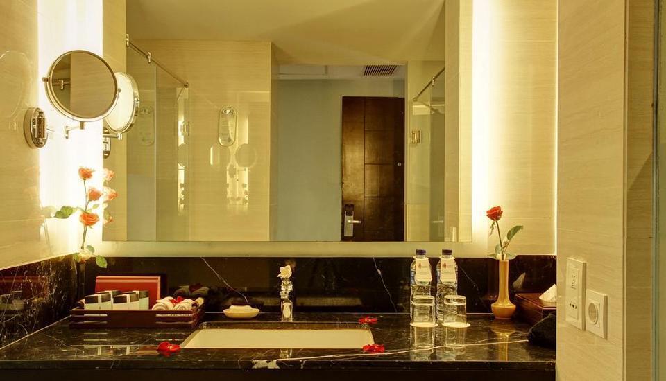 Singkenken Hotel Bali - wastafel