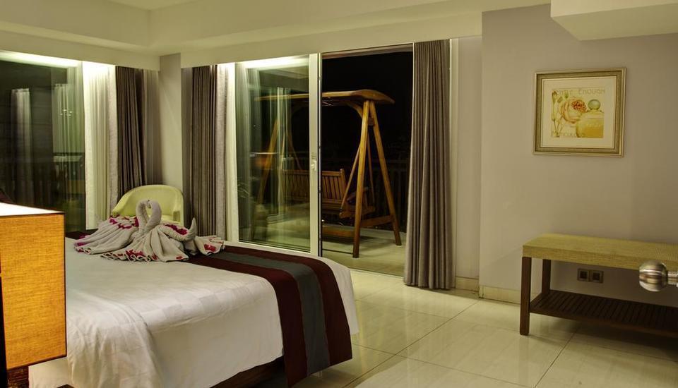 Singkenken Hotel Bali - Kamar tidur