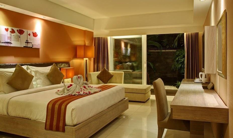 Singkenken Hotel Bali - Deluxe Room Only Regular Plan