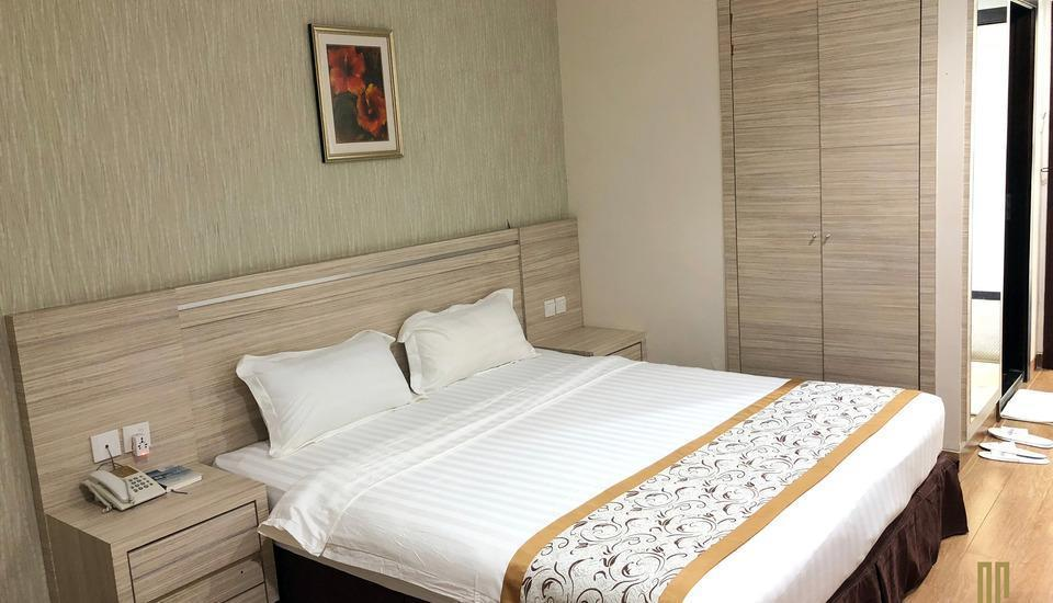 Venesia Hotel  Batam - Superior Double Room Only Regular Plan