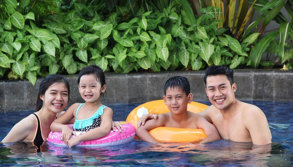 Swiss-Belinn Tunjungan Surabaya - kolam renang