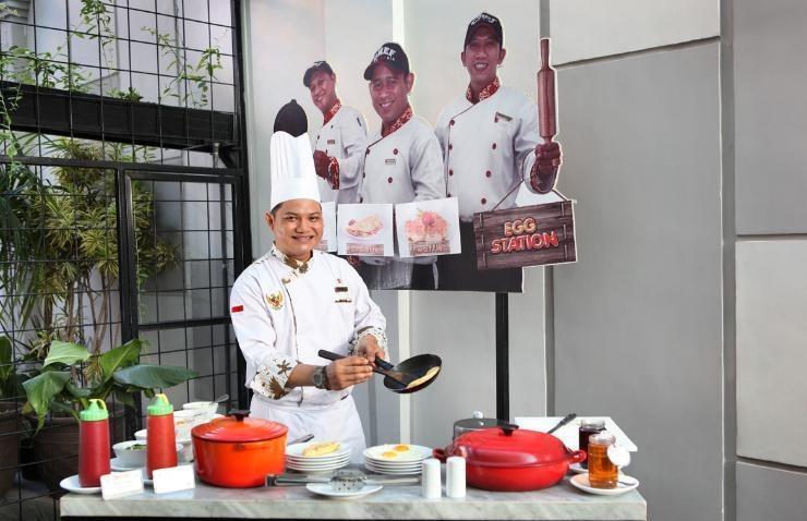 Swiss-Belinn Tunjungan Surabaya - Chef