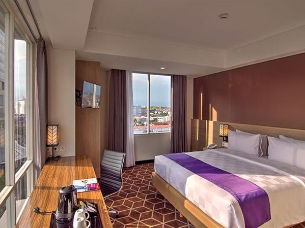 Swiss-Belinn Tunjungan Surabaya - Deluxe Room