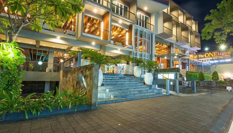 The One Legian Bali - Exterior