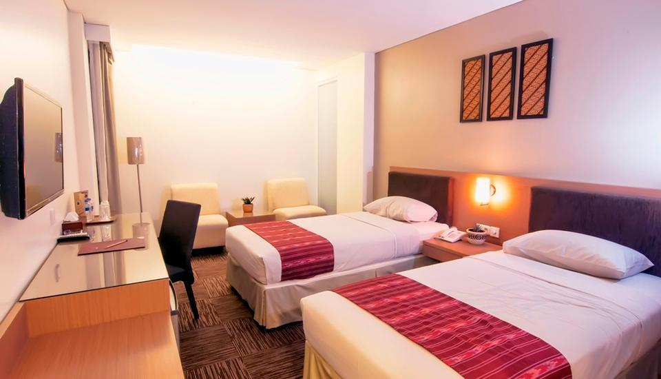 Cipta Hotel Wahid Hasyim Jakarta - Executive Superior Room Only Promo