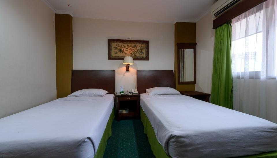 Cipta Hotel Wahid Hasyim Jakarta - Standard Room Only Special Price