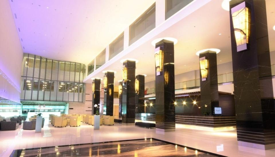 Swiss-Belhotel Mangga besar,Jakarta - Lobi