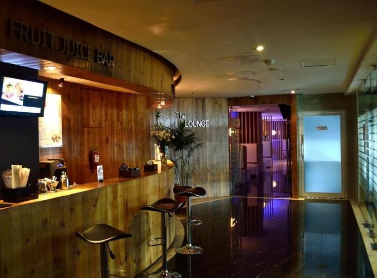 Swiss-Belhotel Mangga besar,Jakarta - Lounge area