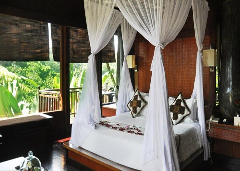 Kupu Kupu Barong Villas Bali - Ayung River Pool Villa