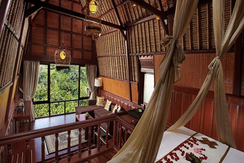 Kupu Kupu Barong Villas Bali - Duplex Pool Villa