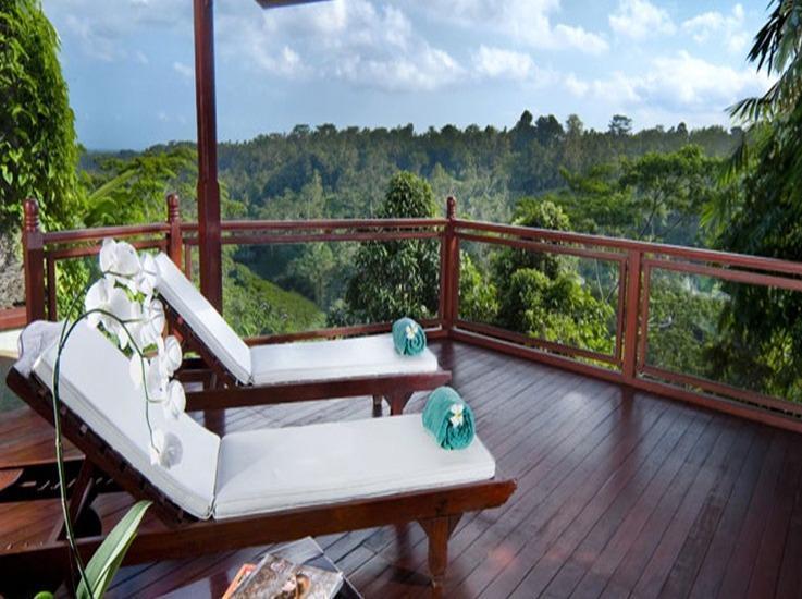 Kupu Kupu Barong Villas Bali - Pemandangan