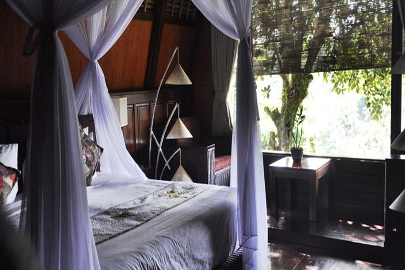 Kupu Kupu Barong Villas Bali - Duplex Villa