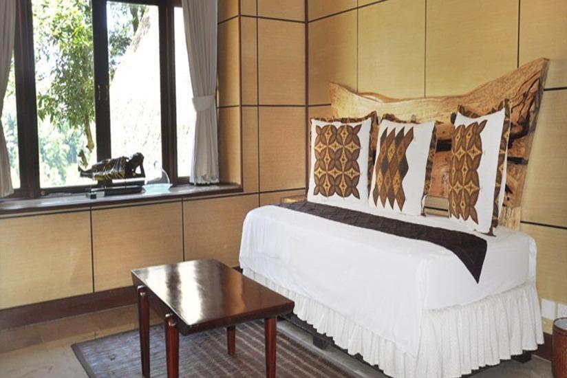 Kupu Kupu Barong Villas Bali - Ruang tamu
