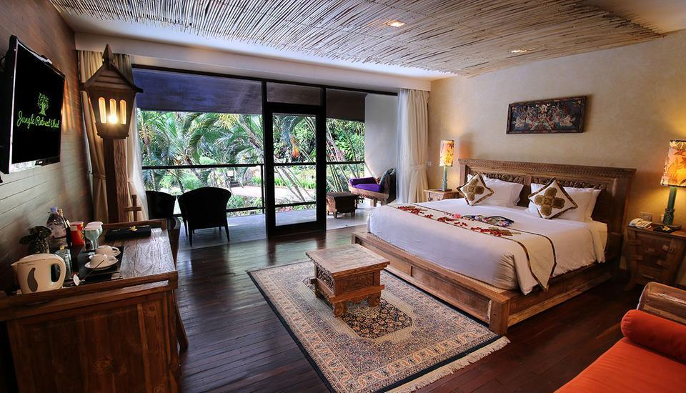 Kupu Kupu Barong Villas Bali - Pool View Suite  SUITE PROMOTION 20%