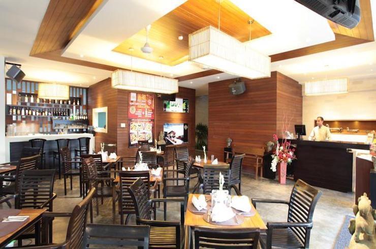 Tinggal Standard at Standard Melasti Legian - Restoran