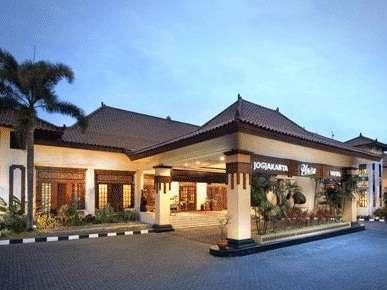 Yogyakarta Plaza Hotel Yogyakarta - Tampak Luar