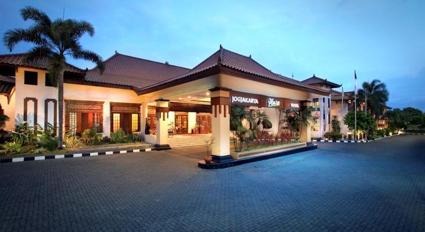 Prime Plaza Hotel Yogyakarta - Eksterior