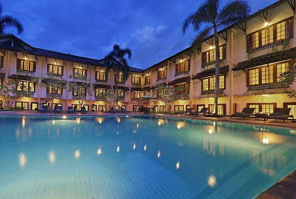 Prime Plaza Hotel Yogyakarta - Kolam Renang