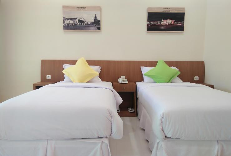 M Suite Homestay Malang - Standard Room Only Regular Plan