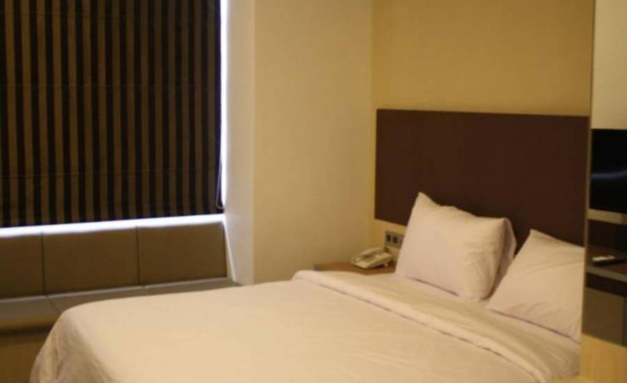 Sparks Odeon Sukabumi Sukabumi - Deluxe Room Only Regular Plan