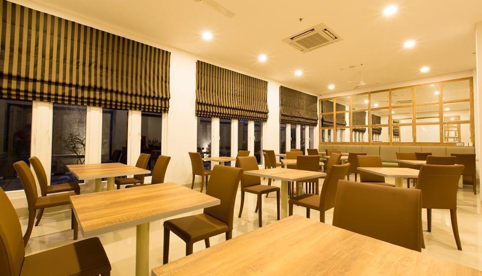 Sparks Odeon Sukabumi Sukabumi - Restoran