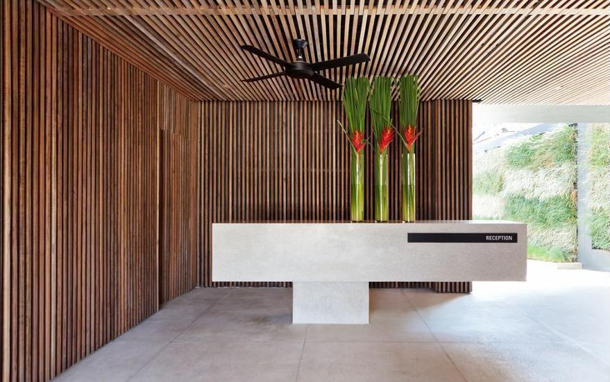One Eleven Bali - Spa Reception