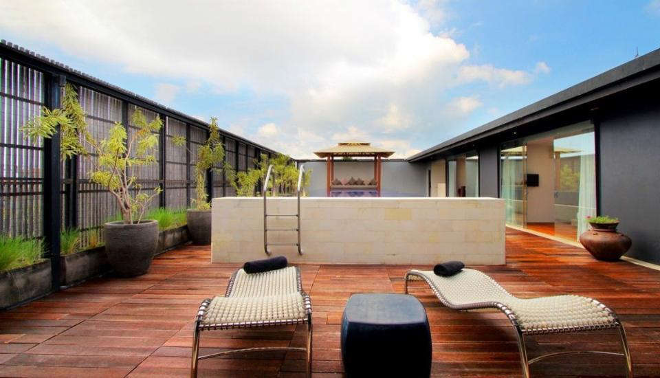 One Eleven Bali - Penthouse, 3 Bedrooms Regular Plan