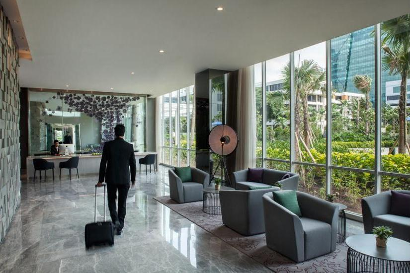 Fraser Place Setiabudi - Lobby
