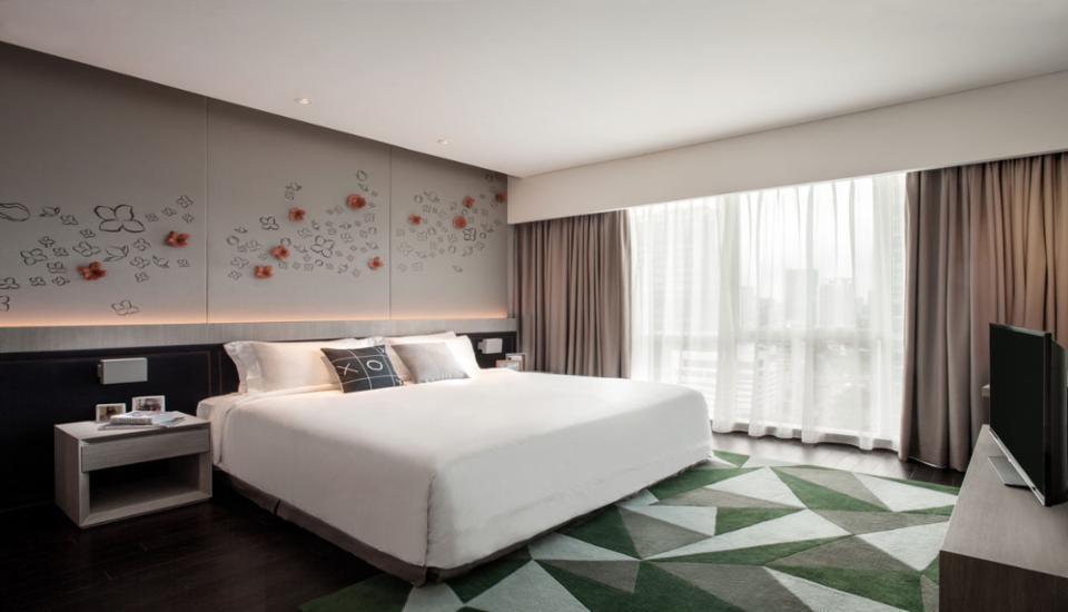 Fraser Place Setiabudi - Apartemen Premier, 1 kamar tidur Pesan lebih awal dan hemat 5%