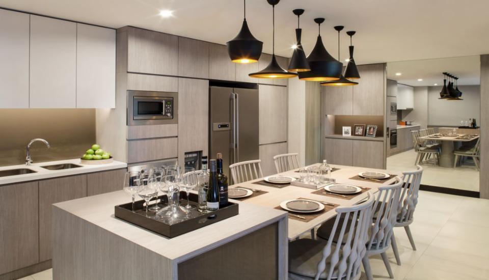 Fraser Place Setiabudi - Apartemen Premier, 3 kamar tidur Regular Plan