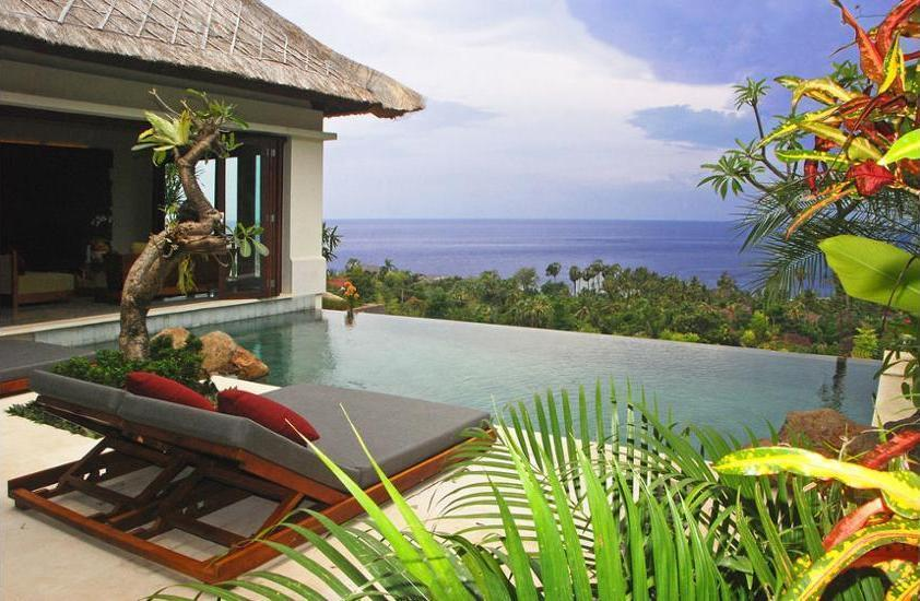 The Griya Villas and Spa Bali - Guestroom View