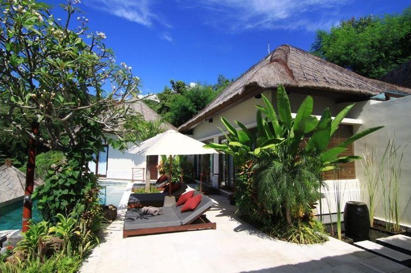The Griya Villas and Spa Bali - Terrace/Patio