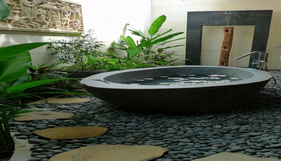 The Griya Villas and Spa Bali - Vila, 1 kamar tidur, kolam renang pribadi, pemandangan samudra Hemat 15%