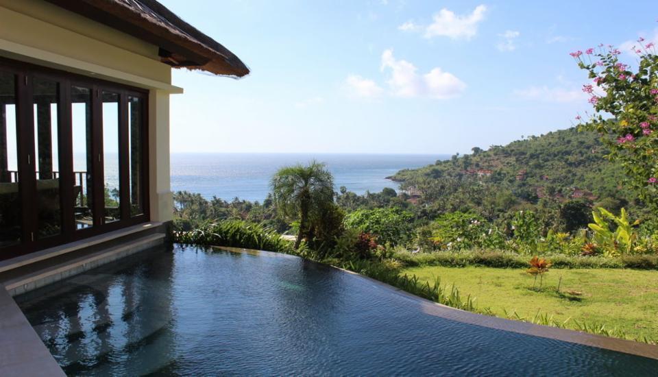 The Griya Villas and Spa Bali - Vila Deluks, 1 kamar tidur, kolam renang pribadi, pemandangan samudra Hemat 15%
