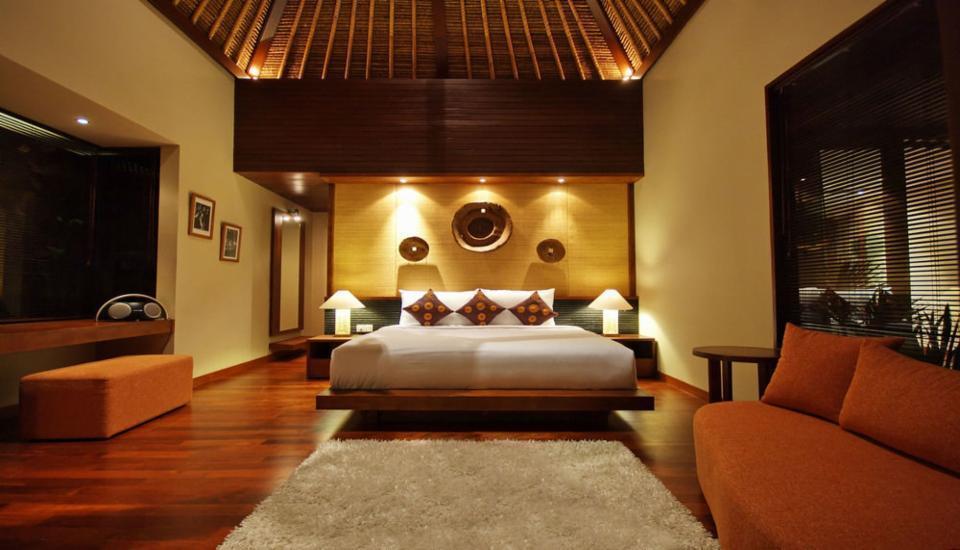 The Griya Villas and Spa Bali - Vila, 2 kamar tidur, kolam renang pribadi, pemandangan samudra Hemat 15%
