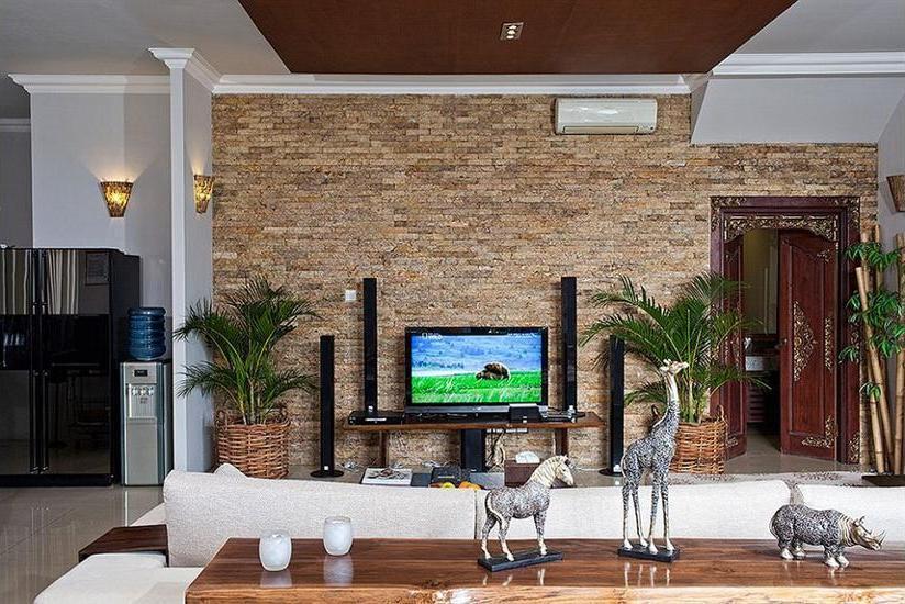 Villa Sky House Bali - Living Room