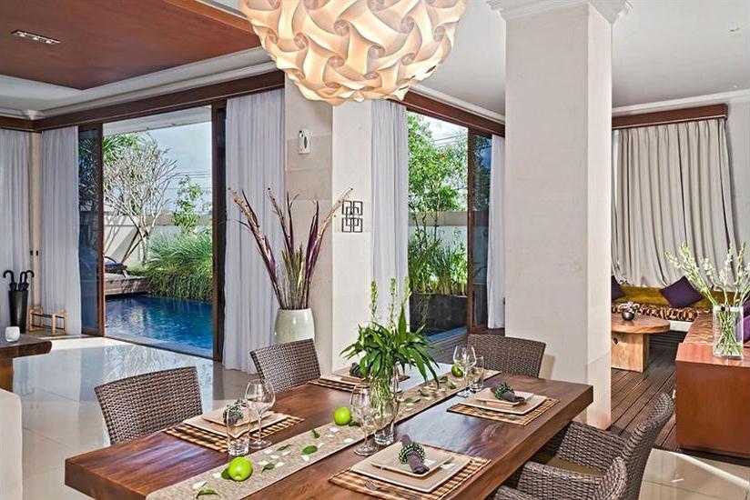 Villa Sky House Bali - Dining