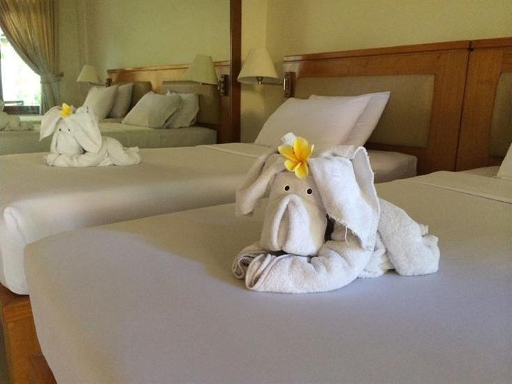 Green Garden Hotel Bali - Guestroom