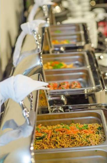Savvoya Hotel Bali - Buffet