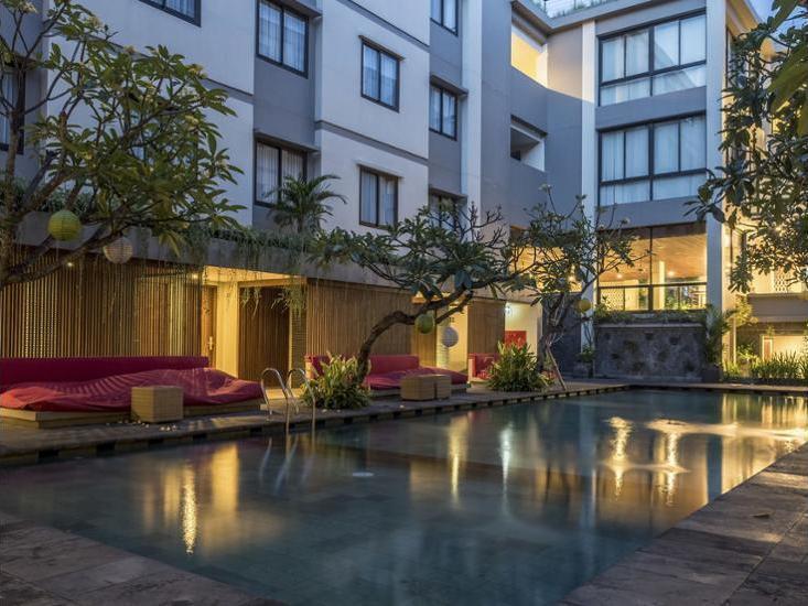Savvoya Hotel Bali - Featured Image