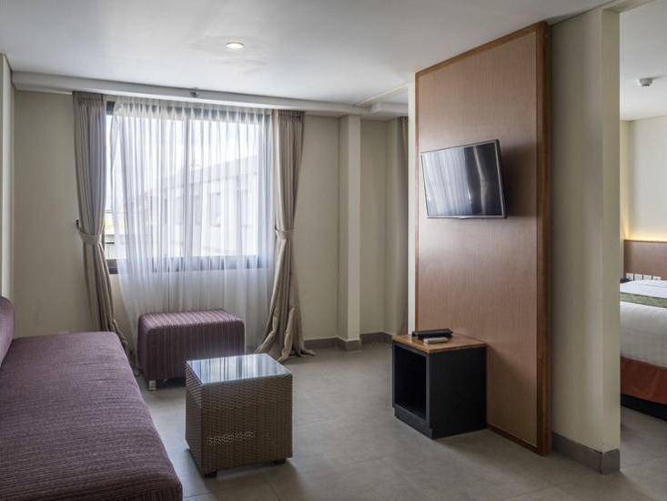 Savvoya Hotel Bali - Living Room
