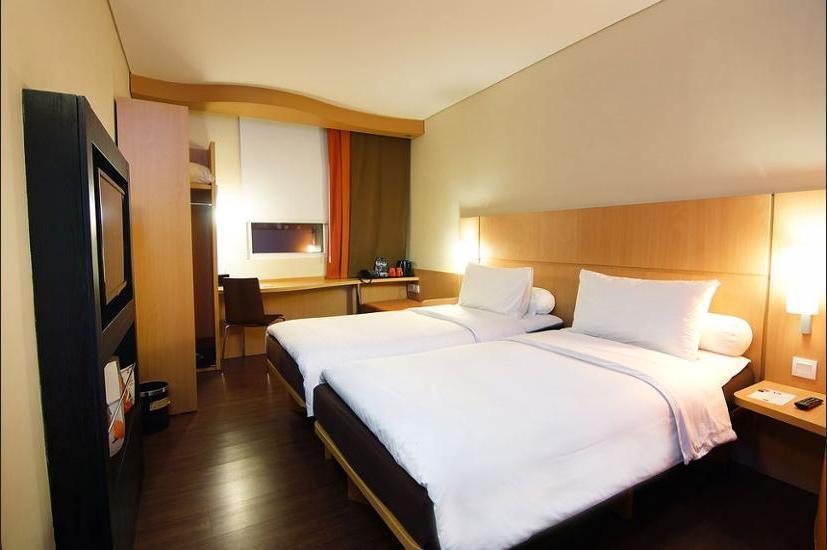 ibis Surabaya City Center - Kamar Standar, 2 tempat tidur single Regular Plan
