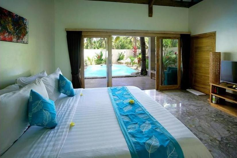 Kelapa Luxury Villas Lombok - Outdoor Pool