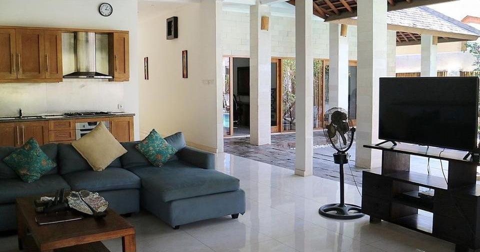 Kelapa Luxury Villas Lombok - Vila, 3 kamar tidur Regular Plan