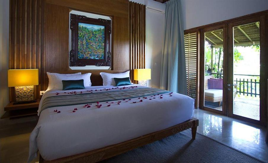 Svarga Loka Resort Bali - Property Grounds
