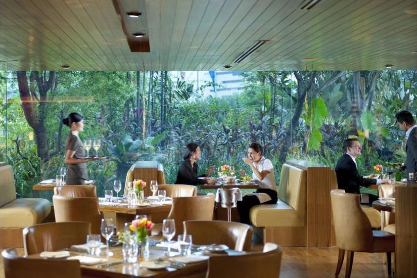 Mandarin Oriental Jakarta - Buffet