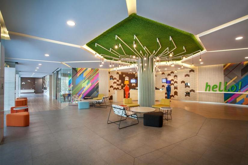 Ibis Styles Sunter Jakarta - Lobby Sitting Area